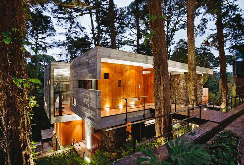 Dünyadaki yeşil mimariye 5 muhteşem örnek